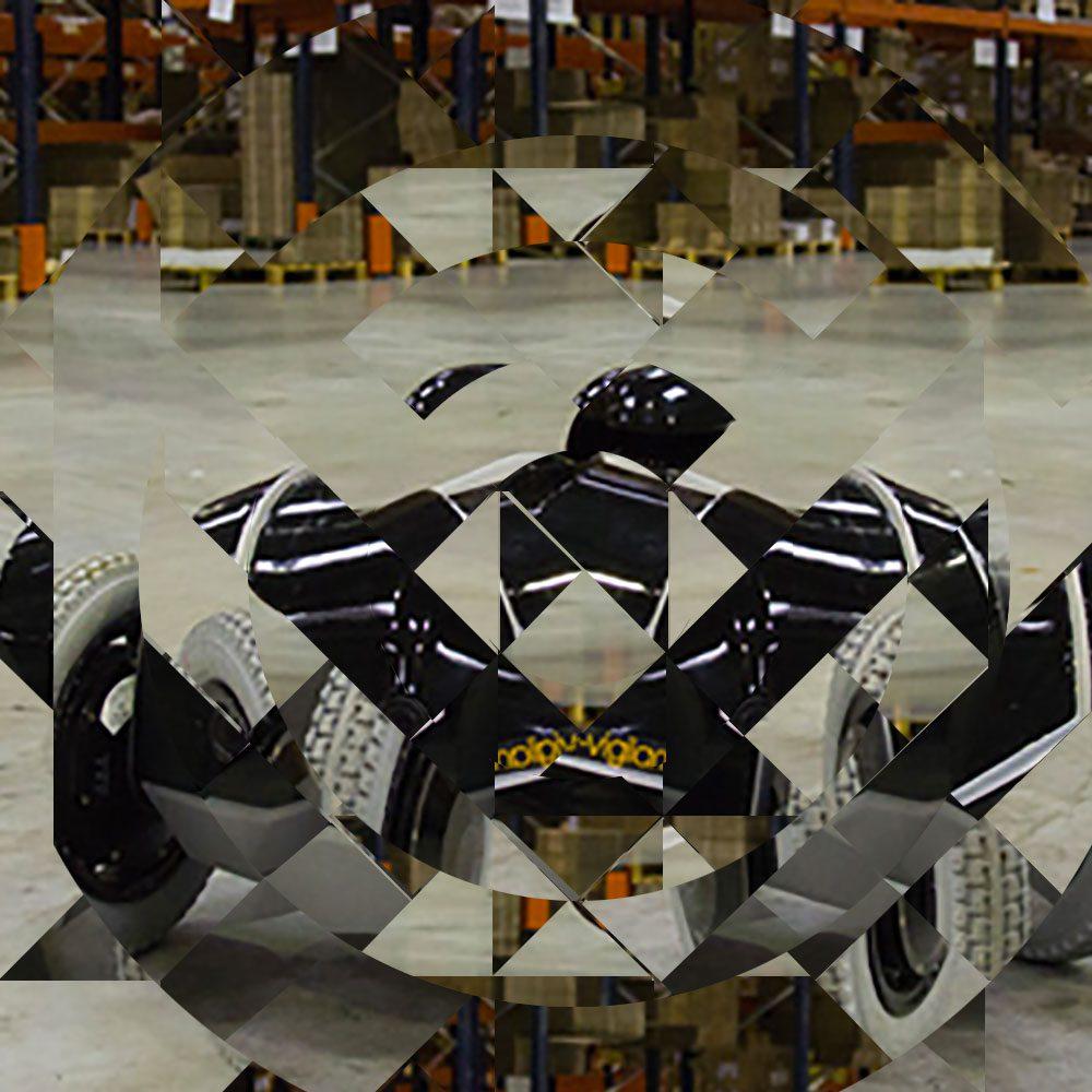 Robot Sécurité Entrepôt